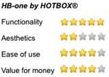 Hotbox HB one Mobile storage review