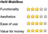 Helit Mobilbox mobile storage box review