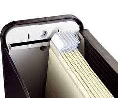 Helit Mobilbox mobile storage - open