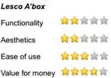 Lesco Abox hotbox mobile storage review