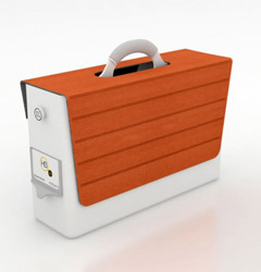 HB two Hotbox mobile storage box