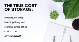 The True Cost of Storage